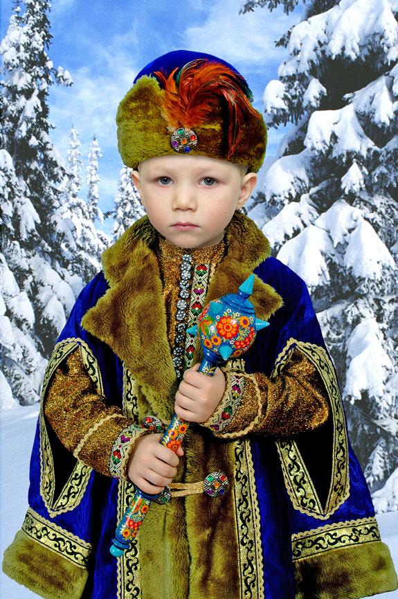 Костюм боярина для детей своими руками